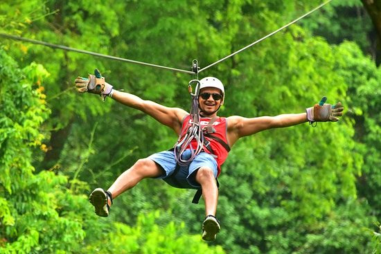 One Day Tour -2 Activities( Zipline...