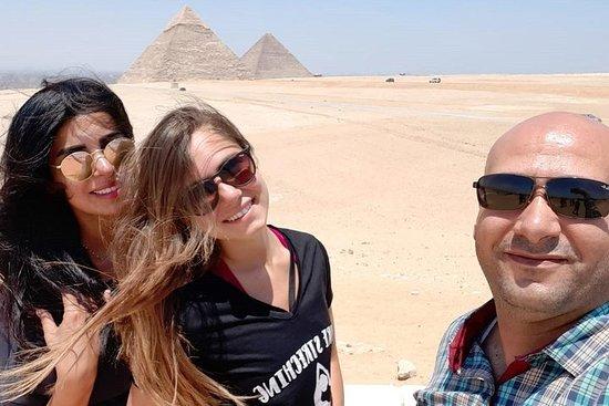 遊覽吉薩金字塔開羅,博物館然後聲光夜秀凱羅吉薩酒店