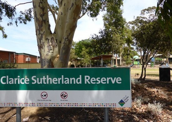 Clarice Sutherland Reserve 1