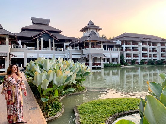 premises of the resort
