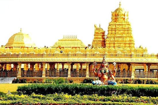 Trip to Visit Sripuram Golden Temple from Chennai