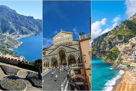 Melhor passeio pela costa de Amalfi...