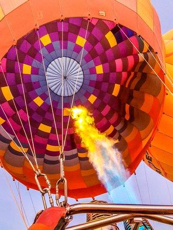 Luftballontur i Las Vegas: Vegas Balloon Rides