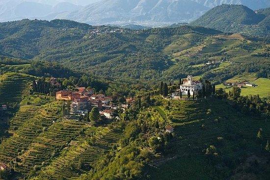 Trekking i bjergene i Bergamo...