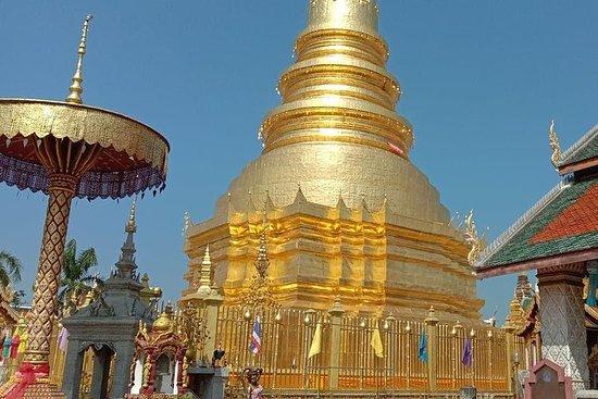 Utrolig mindre by Chiangrai-Payao-Lampang 3 dage 2 nætter