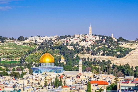 7-natt-Israel Høydepunkter og bibelsk tur: Jerusalem, Betlehem...