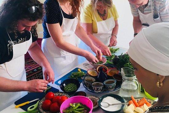 Marokkaanse kookcursus in Marrakech ...