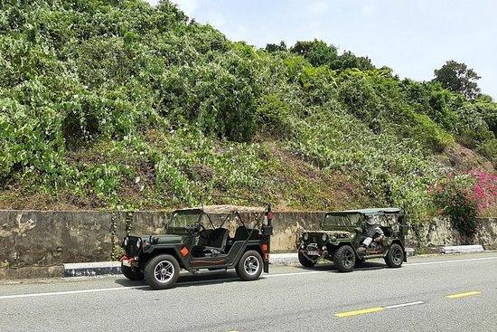 Visite privée en jeep de Hoi An à Hue...
