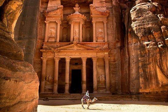 Tour budget di 4 giorni Amman & Petra