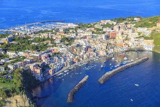 Escursione in barca privata da Napoli