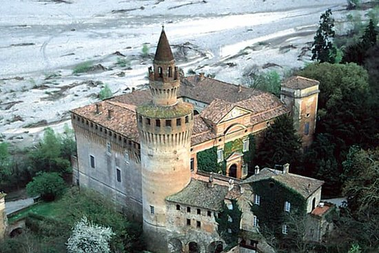 Medieval Castle private guided tour & Pavia city tour