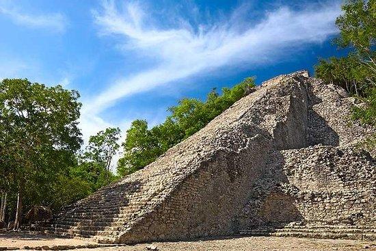 Tulum, Cobá, cenote, saindo de Playa...