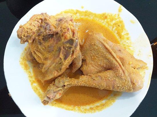 Bu mus Padangnese cuisine