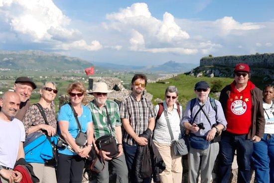 Excursion d'une journée à Shkoder - Lezhe - Kruje