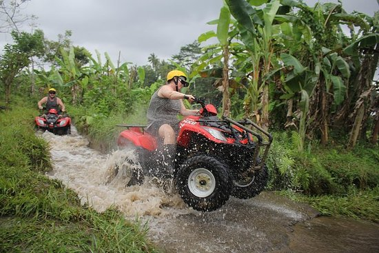Bali Quad Bike and Hidden Canyon Beji...