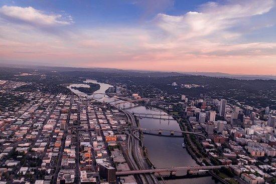Tour aérien privé dans le centre-ville de Portland pour 40 personnes...