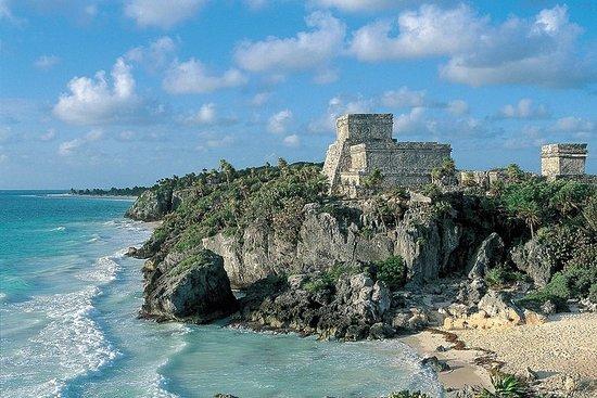 Coba,Tulum,Cho-Ha Cenote和Paradise...