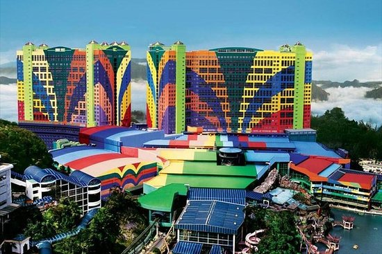 Full Day Genting Excursion with Skyride