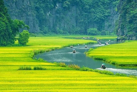 HOA LU TAM COC Full Day Trip