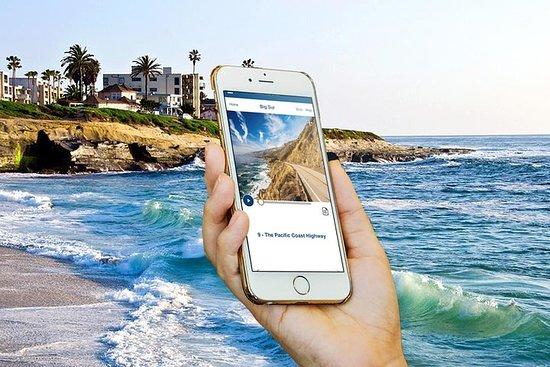 California Big Sur (Monterey a Pismo Beach) Unidad de audio...
