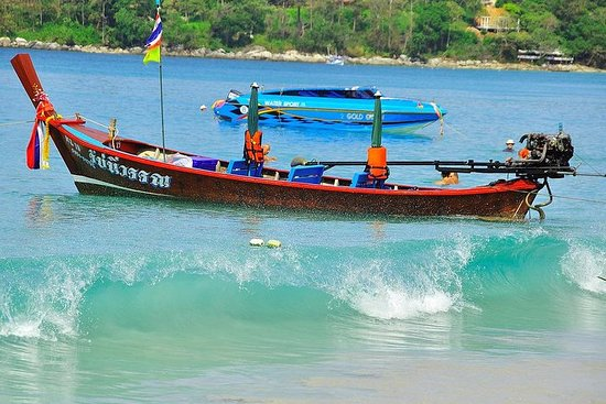Authentische Thai Longtail Bootsfahrt