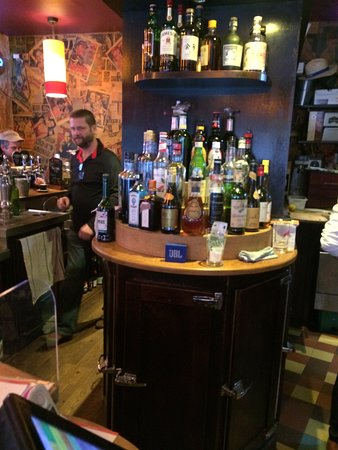 coin bar ( Séb le patron )