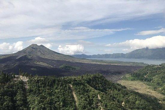 Visite du volcan Kintamani avec le...