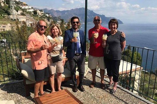 Private Amalfi Coast and Pompeii...
