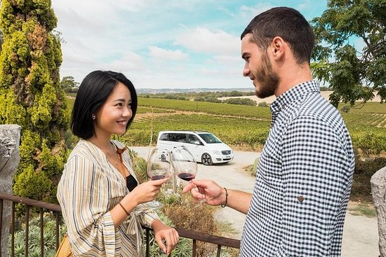 Mclaren Vale Shared Wine Tour