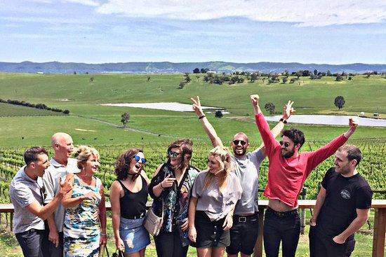 EPIC Yarra Valley wijnproeverij met ...