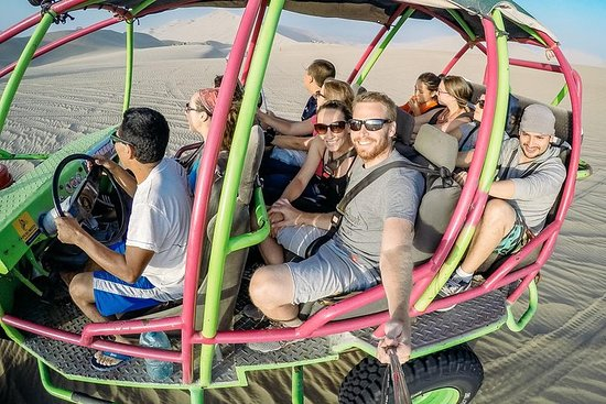 ¡ICA! City Tours + Huacachina + Buggy...