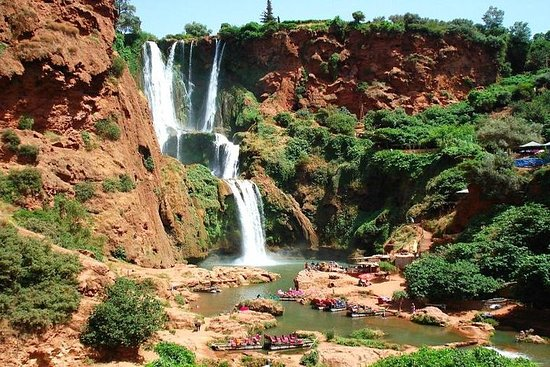 Privatausflug zum Ouzouad Wasserfall...