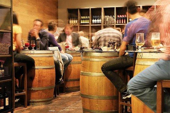 Visite gastronomique privée à Madrid...
