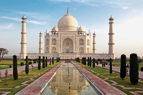 Excursion d'un jour à Agra au départ de...