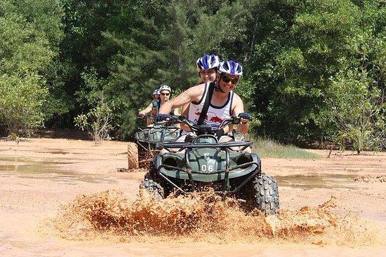 Excursion en quad à Phuket en quad 1...