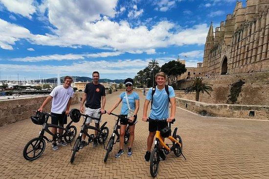 3 heures de vélo électrique à Palma de Majorque