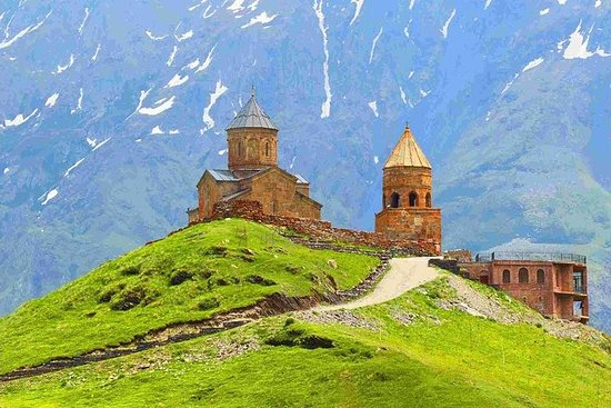 Kazbegi Gudauri Private Tour