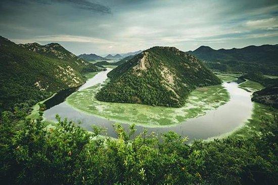Fotografering - Panoramic Montenegro-tur