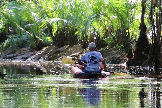 Khao Lak: visite du canoë Sri Phang...