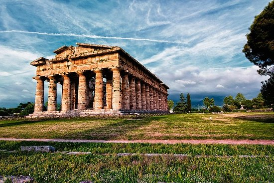Private Paestum and Mozzarella Farm...