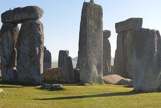 Privat Avebury.Stonehenge.Salisbury.