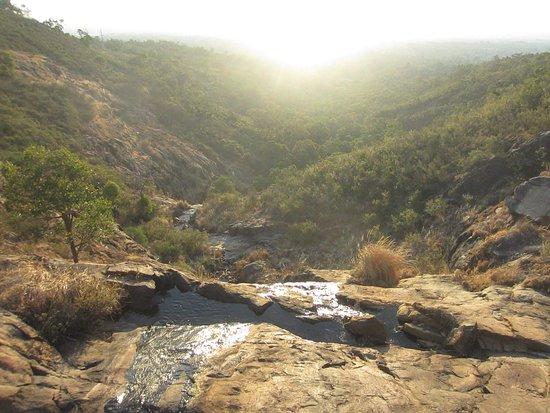 Lesmurdie, Австралия: Top of the falls