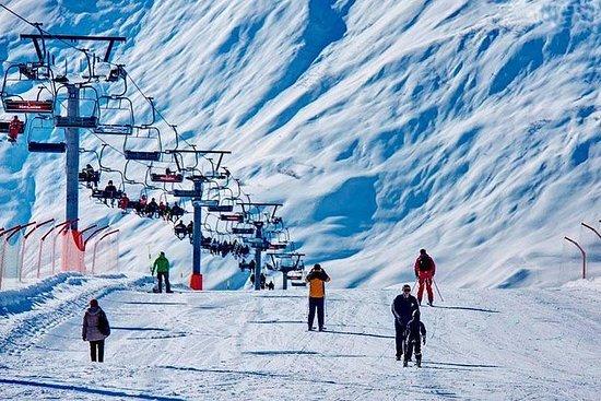 Viagem diurna a Gudauri (esqui...