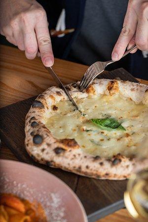 Неаполитанская пиццерия Pizzamento в Царицыно.