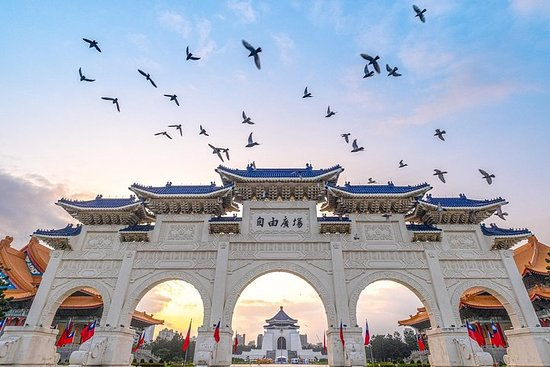 Taipei privatbil chartertur