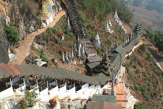 Private Full Day Pindaya Tour with Hotel/Airport Pick up