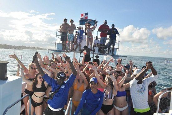 Foto Punta Cana Caribbean Party Boat with snorkeling