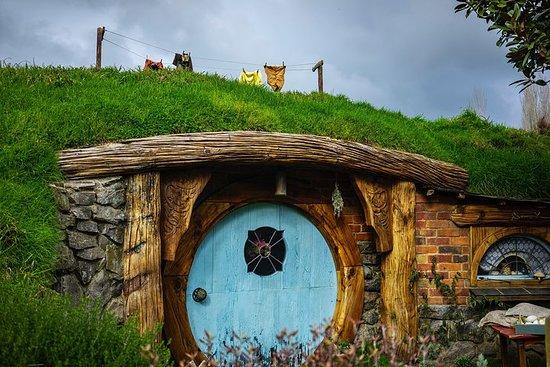 Hobbiton Movie Set,Waitomo Glowworm...
