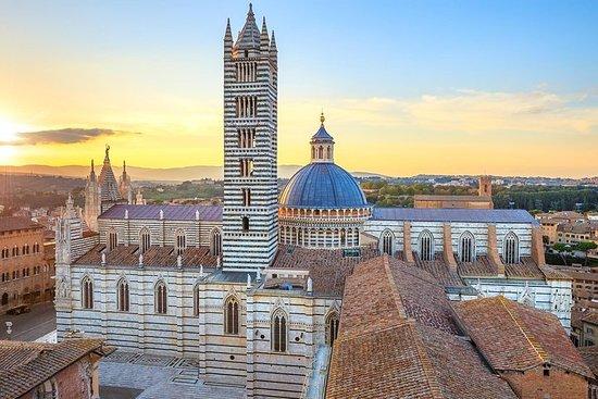 San Gimignano, Siena, Monteriggioni...