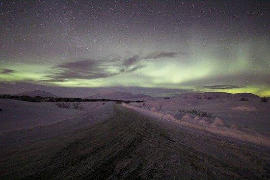 Tour des aurores boréales